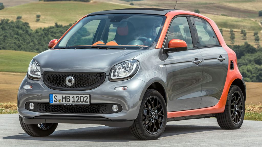 Smart ForTwo 2019-2020